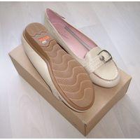 Новые туфли VANCL, натуральная кожа, р. 38-39