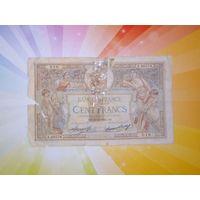 Франция 100 франков 1934г