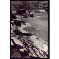 1955 год Ялта Пляж