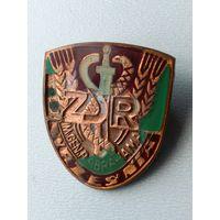 Польский знак ZSR gen. Romana Abrahama