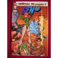 Оригинальный комикс Gen 13 # 16 Image Comics 1998
