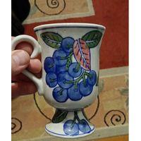 Чашка из израиля 90-е года.