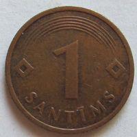 1 сантим 1992 Латвия