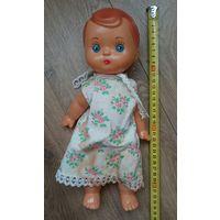 Кукла целулоид на ризинках ссср