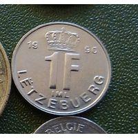 1 франк  1990  Люксембург