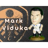 Mark Viduka LEEDS United 5 см Фигурка футболиста MC1303
