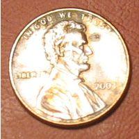 1 цент 2003 без МД США
