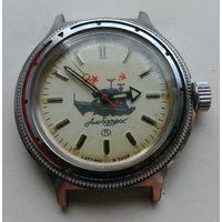 Часы Восток Альбатрос СССР, водонепроницаемые, на ходу, с паспортом!