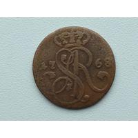 1 грош 1768 года
