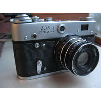 Фотоаппарат ФЭД - 3.