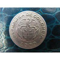 Колумбия  10 сентаво  1963