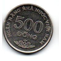 СОЦИАЛИСТИЧЕСКАЯ РЕСПУБЛИКА ВЬЕТНАМ 500 ДОНГОВ 2003