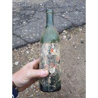 Бутылка 0, 75L. Вермахт.