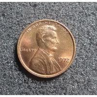 США, 1 цент 1972