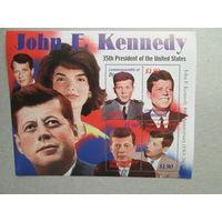 40 лет со дня смерти Джона Фитцджеральда Кеннеди (2003), 1917-1963 годы.