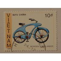 Вьетнам.1988.велосипед