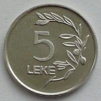 Албания 5 лек. 2000