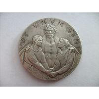 Памятная монета  Италия