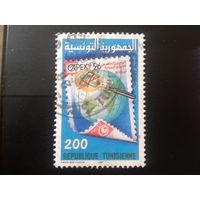 Тунис 1996 фил. выставка