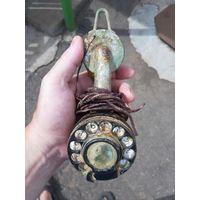 Трубка от телефона 2. Вермахт. Много клейм.