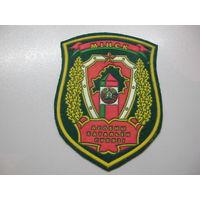 Шеврон отдельный батальон связи ПВ Беларусь