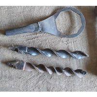 Инструмент к КРАЗУ ключи разные