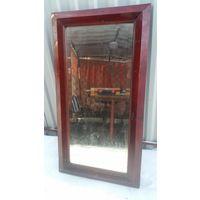 Зеркала старинное1906года. в идеале 128\68
