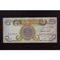 Ирак 1000 динаров 2003 UNC