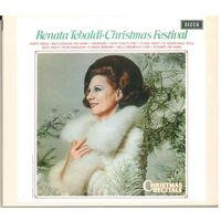 CD Renata Tebaldi - Christmas Festival (2004)