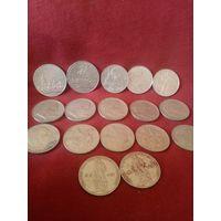 Юбилейные монеты СССР, распродажа (с рубля) ТРИ ДНЯ