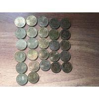 Лот юбилейных 10 рублевиков
