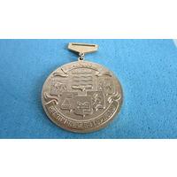 Медаль Белоруссия чемпионат по туризму. Металл.