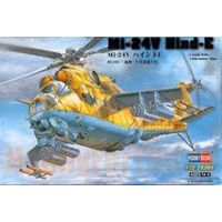 Hobby Boss 87220 1/72  Вертолет Ми-24В Hind-E