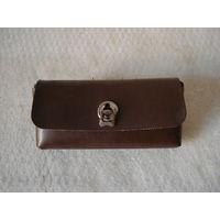 Кобура (бардачок, велосипедная сумка) для инструмента велосипеда. СССР, вторая половина прошлого столетия.(2).