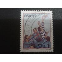 ЮАР 1983 регби