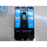 Автоматический выключатель АЕ 2046. Новый