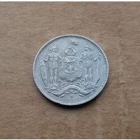 Британское Северное Борнео, 1 цент 1938 г.