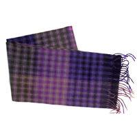 Шотландский шарф