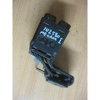 102580 Renault Megane1 ремни безопасности