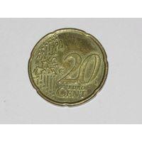 20 центов 2002 г. SUOMI