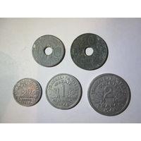 Набор монет старой Франции 2. Распродажа