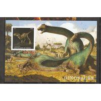 Я Бенин 2015 Динозавры