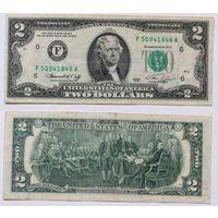 2 доллара США, 1976 F