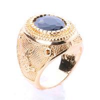 Перстень Мужской, под старину с чёрным камнем. размер 10. распродажа
