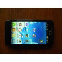 Мобильный  телефон LG - P920 с эффектом 3D съемки