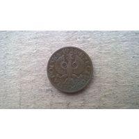 Польша 2 гроша 1928г. (D-4)
