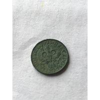Польша 1 грош 1925