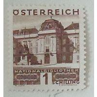 Национальная библиотека, Вена. Австрия. Дата выпуска:1929-11-04