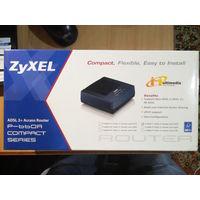 Двухдиапазонный модем ZyXEL ADSL 2+