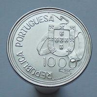 Португалия 1000 эскудо 1994 500 лет Тордесильясскому договору